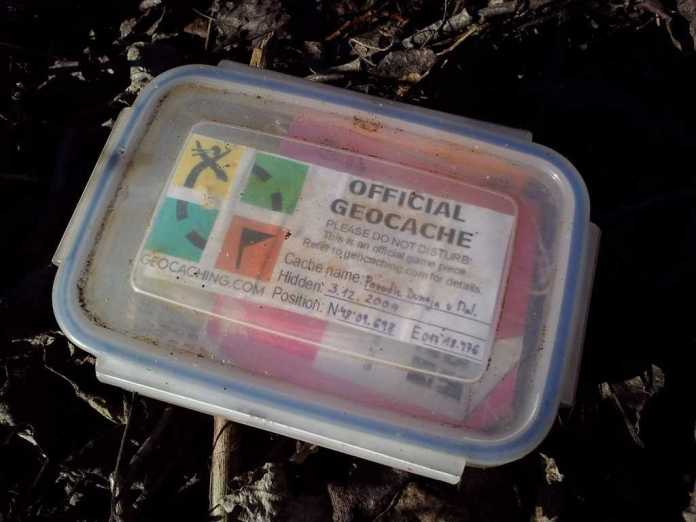 Official Geocache