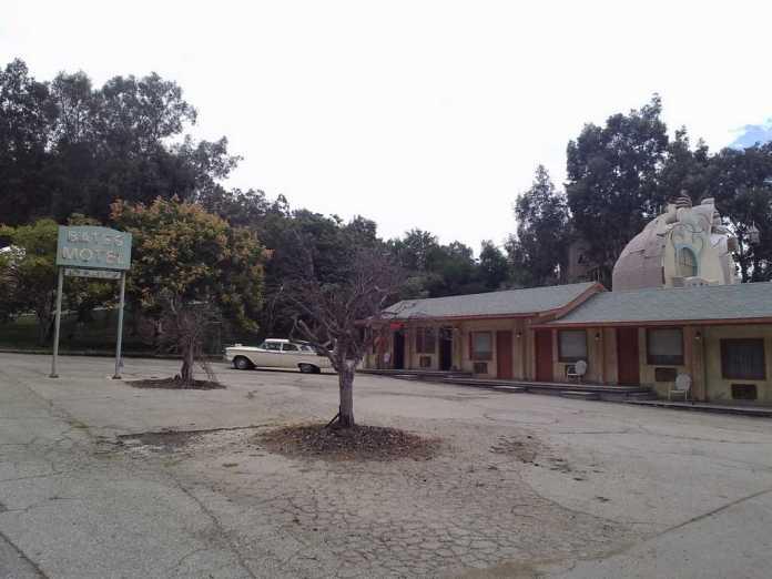 Battes motel