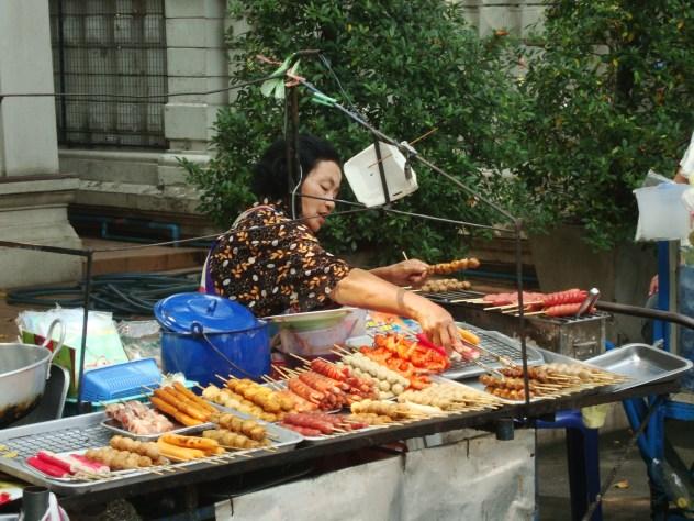 street food Bangkok