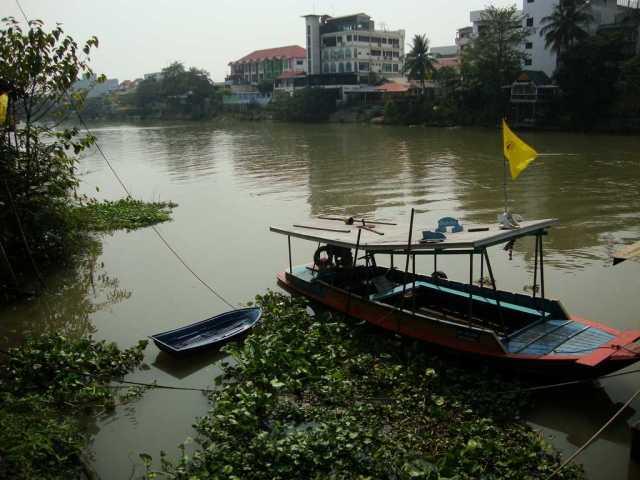 Ferry to Ayutthaya