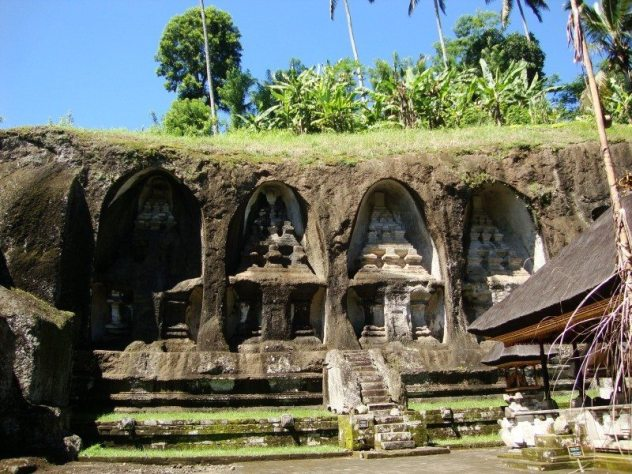 chram Pura Guning Kawi temple Bali