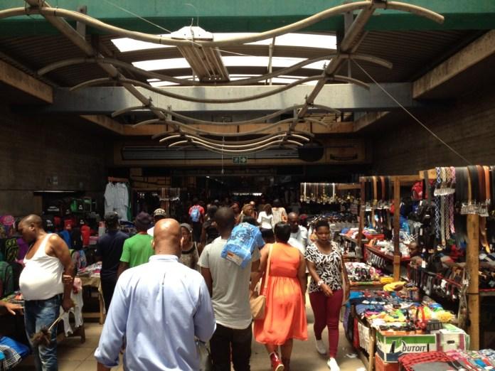 africky trh durban