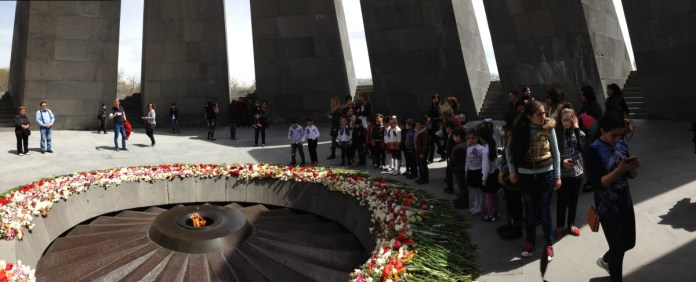 armenska genocida vyrocie