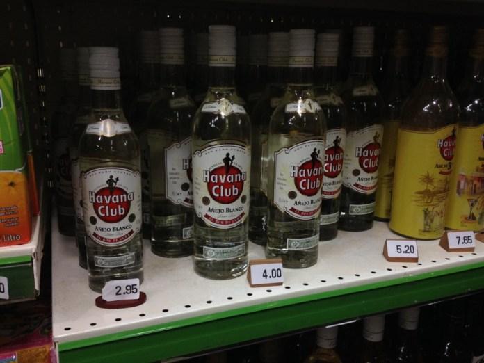 alkohol na kube