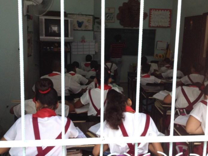 kubánska škola