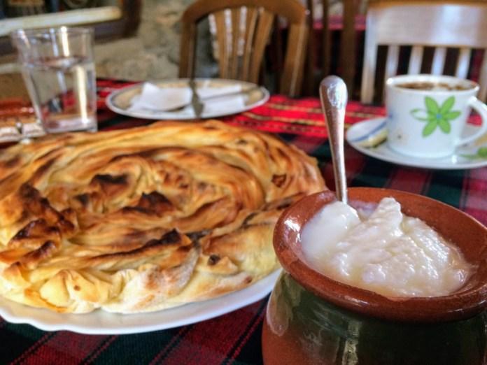 srbské jedlá