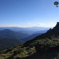 Черногорски хребет, пертрос, говерла,