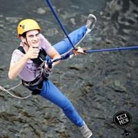 прыжки с моста, роупджампинг