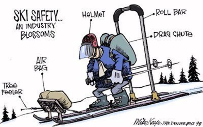 Zabezpieczenia, które nie chronią - zawierzanie w urządzenia ochronne