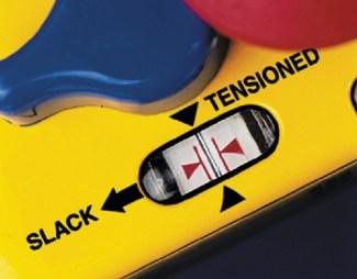 Wyłącznik linkowy bezpieczeństwa - naciąg linki