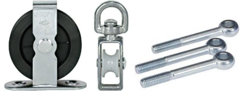 Wyłącznik linkowy bezpieczeństwa - akcesoria
