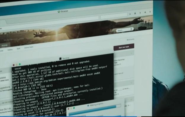 ekran instalacji oprogramowania socat