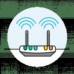 zwrócić uwagę konfigurując router