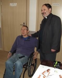 Ks Tadeusz w WTZ Pobiedziska