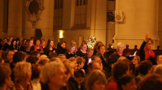 Overzicht van de kerstdiensten en -concerten in Bezuidenhout