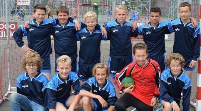 Nutsschool Bezuidenhout Nederlands kampioen handbal