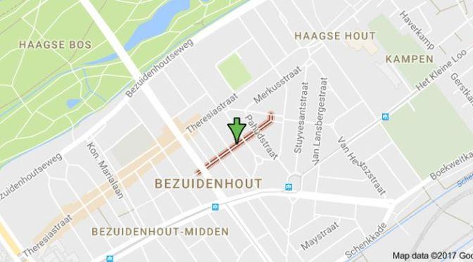 Willem van Outshoornstraat heeft eigen website