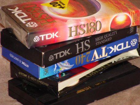 Как оцифровать видеокассету