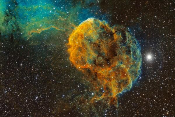 IC 443 Jellyfish Nebula [1800x1200] [OS] /u/turdmalone ...