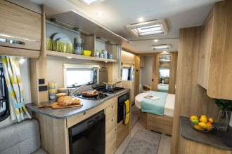 Erwin Hymer Group at the NEC