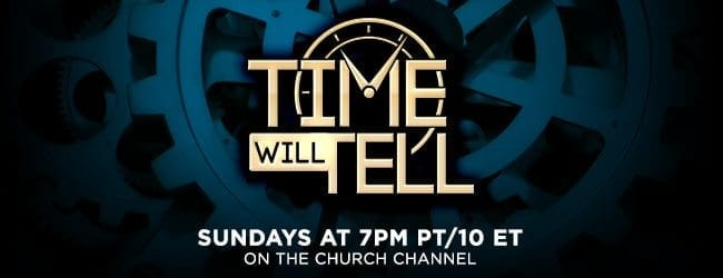 Time Will Tell Keith Johnson