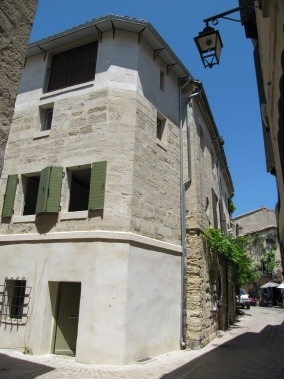 Apartment in Uzes France