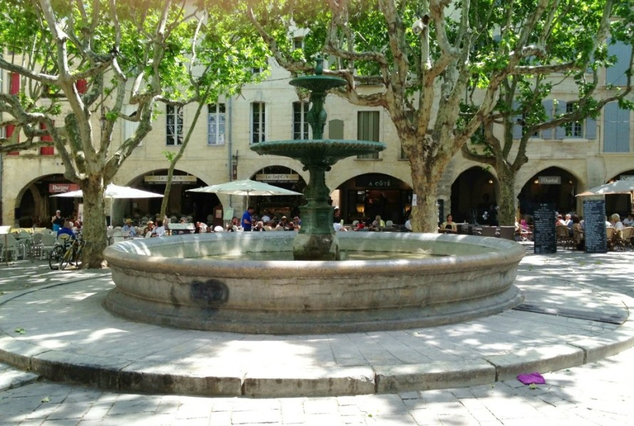 Destination Uzes France