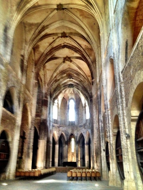 Abbey de Valmagne Sete, France