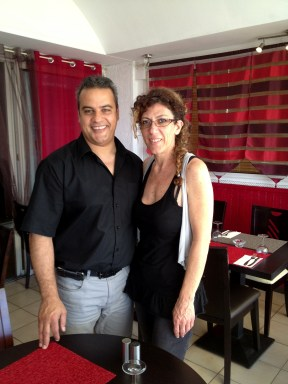 Restaurant owners, Sete