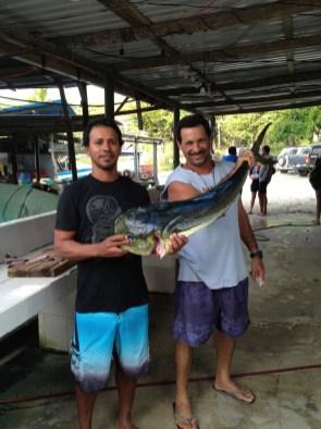 Fishermen, Costa Rica