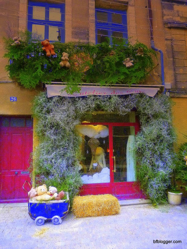 BoBo fashion in Uzes, France