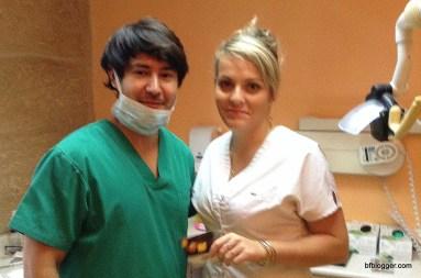 French dentist