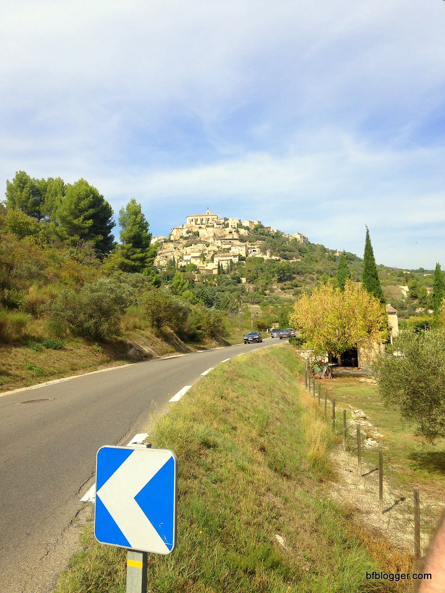 Lost in the Luberon
