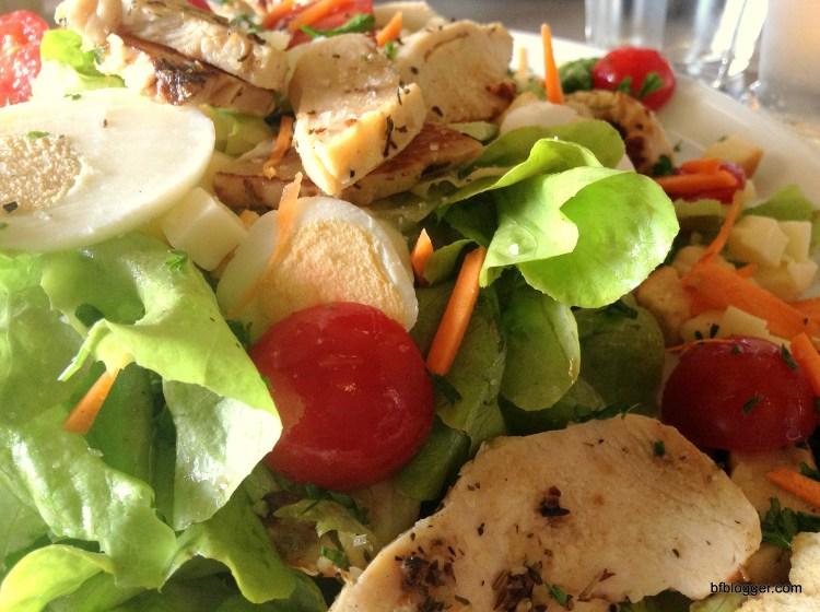 Caesar salad Provence style