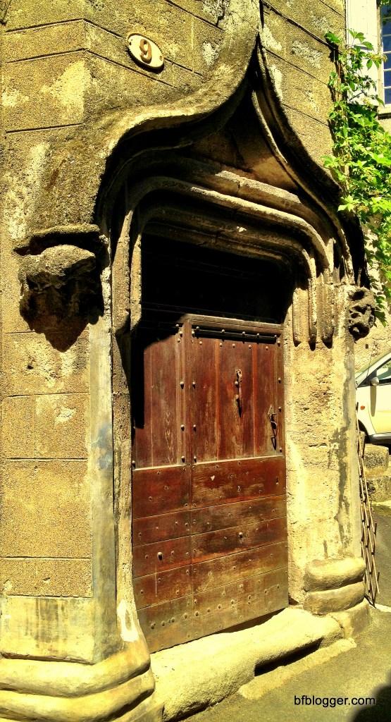 Pezenas doorway