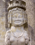 Dame Carcas of Carcassonne