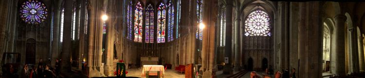 Cathedral in Carcassonne