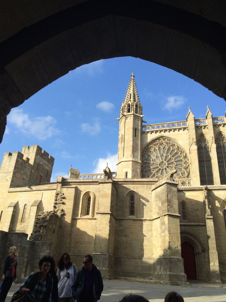 Basilica of Saints Nazarius and Celsus in Carcassonne