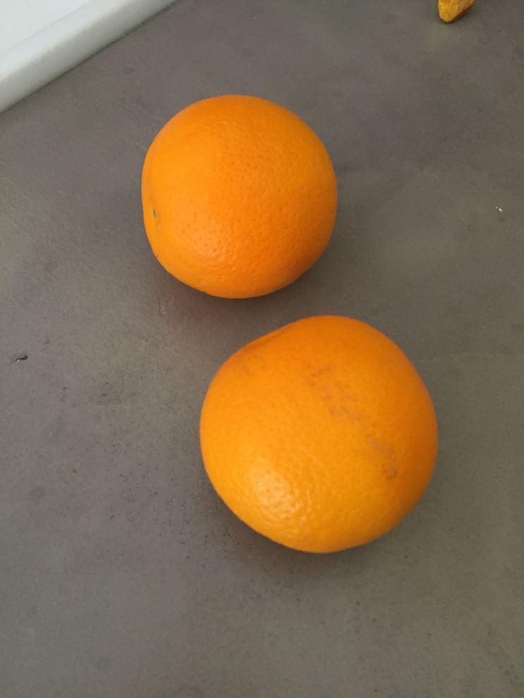 Bio Oranges