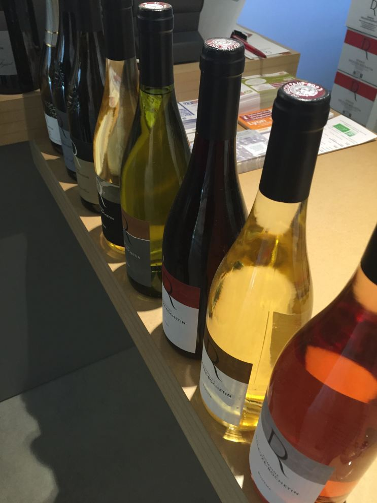 Domaine wine selection