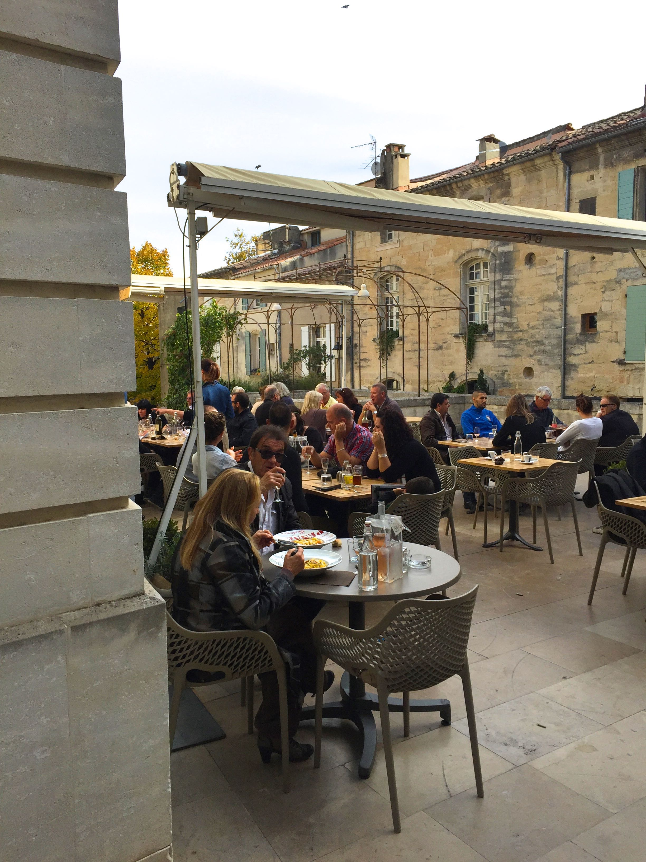 7 great ideas for an awesome autumn weekend around uzes for Le petit jardin uzes
