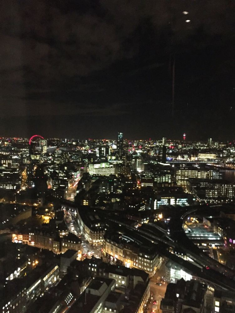 Shard's 32nd Floor Bar