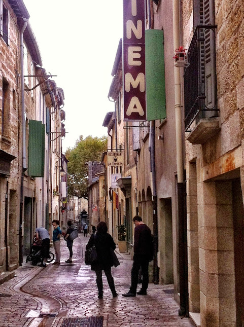 Cinema in Uzes