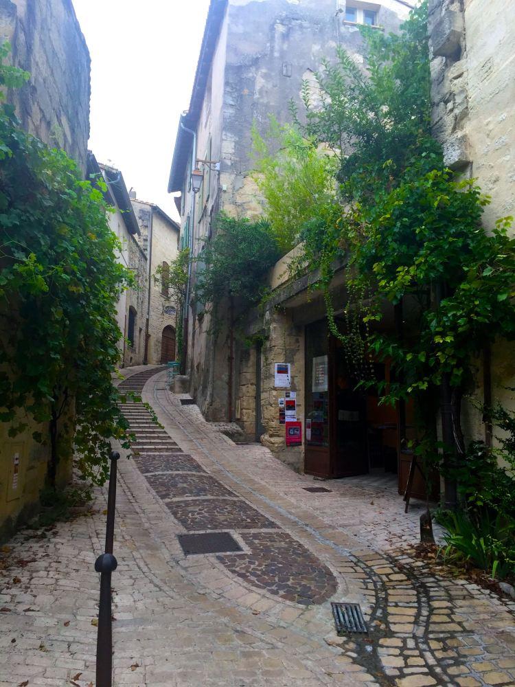 Sidestreet in Uzes