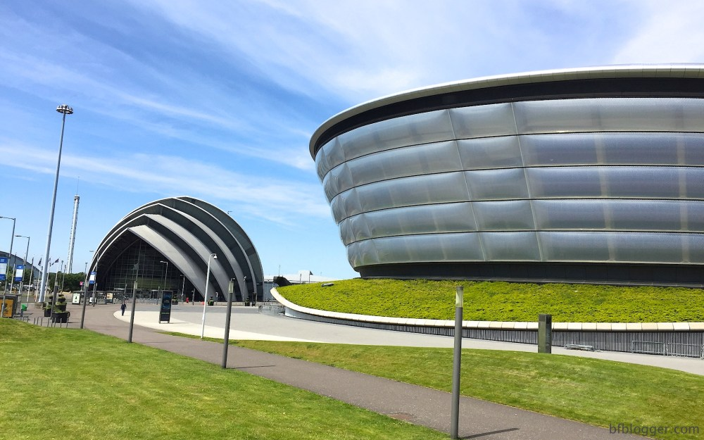 Convention and concert centers in Glasgow