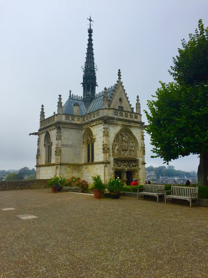 Chateaus and vineyards of the Loire Valley