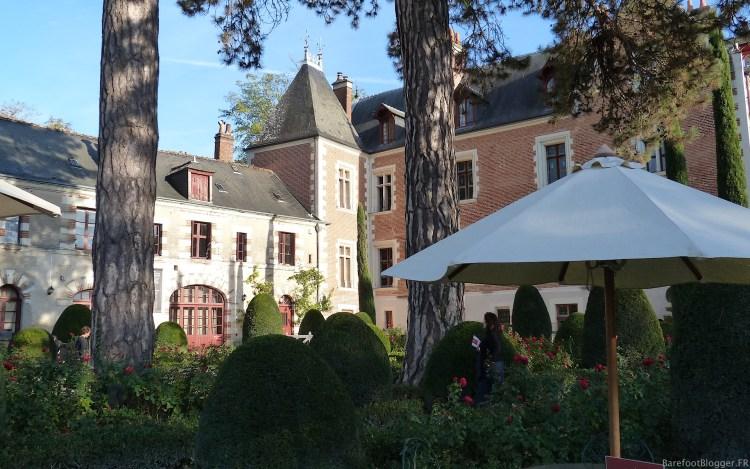 Château Clos Lucé in Amboise