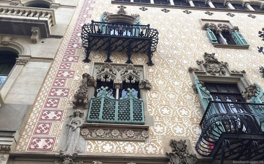 Casa Amatlier by Josep Puig i Cadafaich
