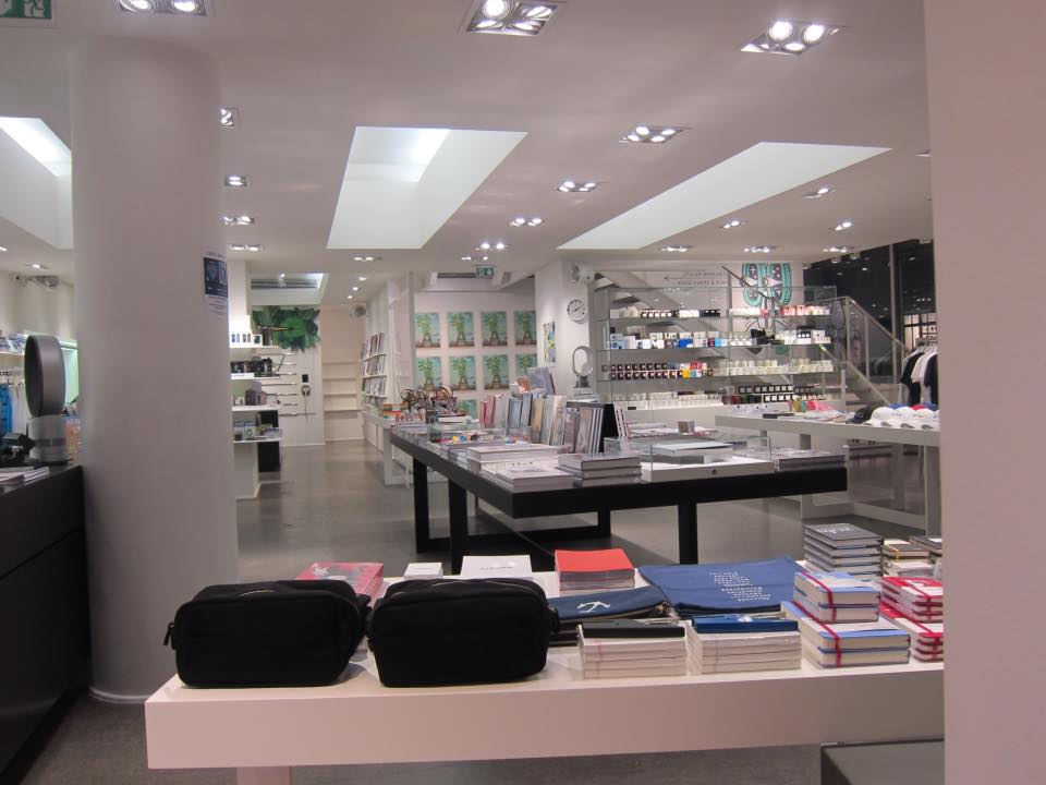 Retail store: Colette on Rue St. Honore - Lib H.