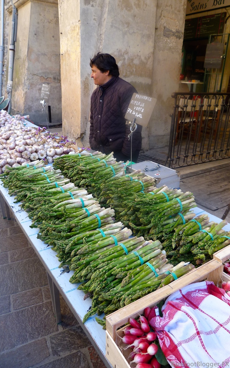 Uzes Saturday Market